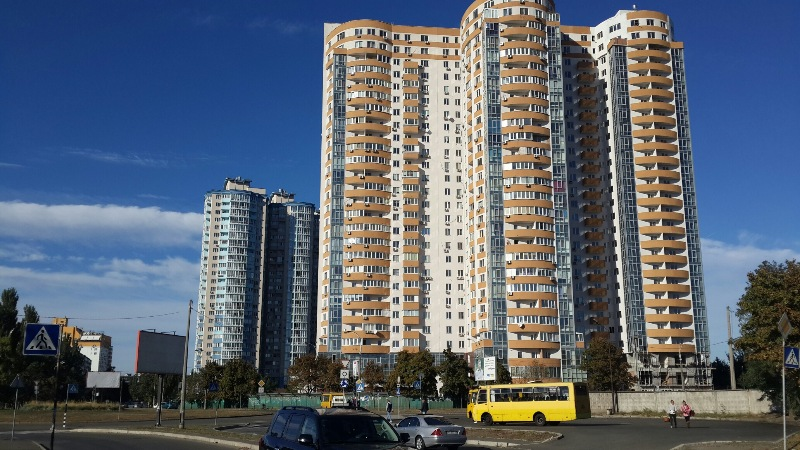 Березняки видовая 1-комн квартира ул Шумского 5