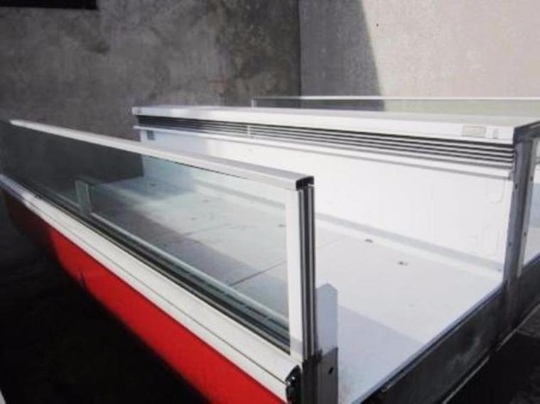 Морозильные витрины (бонеты) бу