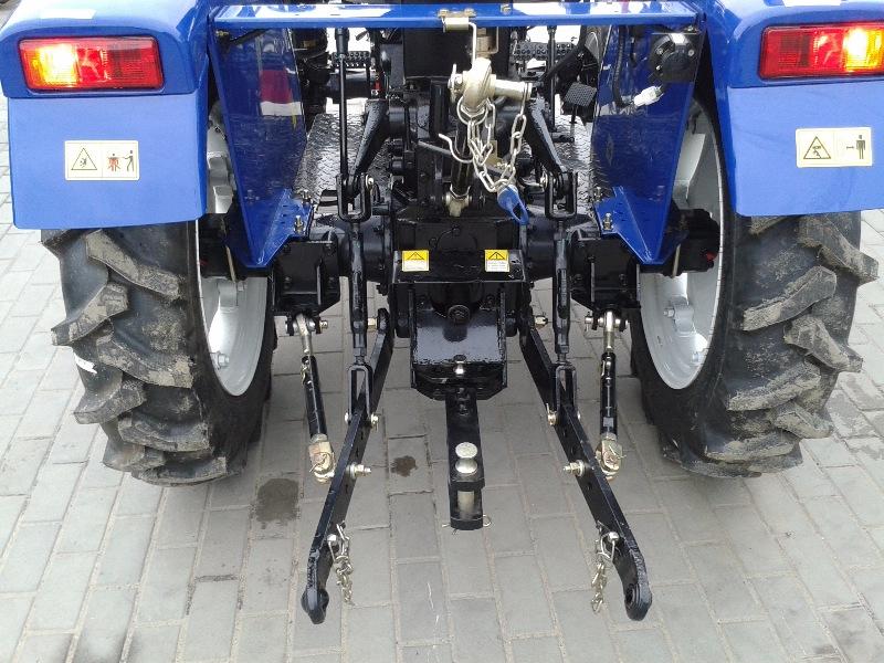 Мини-трактор Lovol Фотон ТЕ-244 с ходоуменьшителем